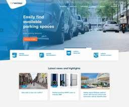 Nedap homepage